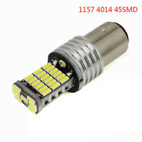 1157 LED Canbus P21W/5W Bay15d 45led smd 4014Brake Stop Backup Tail Light Bul bc