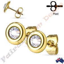 Cubic Zirconia 20g (0.8 mm) Body Piercing Jewellery