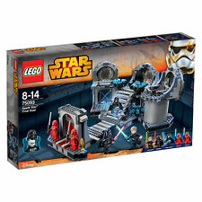 LEGO Star Wars 75093 Death Star Final Duel Todesstern Finale Vader Luke