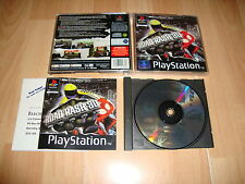 ROAD RASH 3D DE ELECTRONIC ARTS PARA LA SONY PLAY STATION 1 PS1 USADO COMPLETO