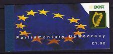 IRLANDE Ireland Eire 1994 Booklet Carnet C856 Parlement Complet  MNH **