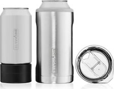 Hopsulator Trio 3-in-1 Stainless Steel Insulated Can Cooler, Stainless