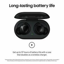 Samsung Galaxy Buds True Wireless In-Ear Bluetooth Headphones Black SM-R170 2019