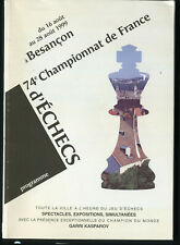 RARES Signed  échecs chess ajedrez scacchi schach  champions, champions