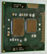 Intel SLBNB Core i5 520M 2.40Ghz 1st Gen BGA1288 FCPGA988 Socket Processor CPU