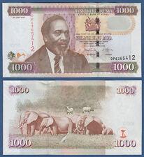 KENIA / KENYA 1000 Shillings 2010 UNC  P.51e