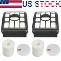 HEPA + Foam Filters Fit Shark Rotator Professional Lift-Away NV500 NV501 NV502