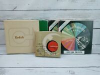 Various Lot of 5 Reel to Reel Pre-Recorded Four Track Tapes Vintage