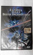DVD ANIME USED LA CITTà DELLE BESTIE INCANTATRICI