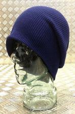 Bonnets bleus pour homme