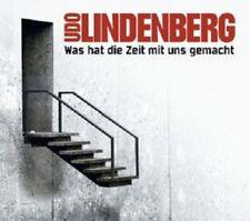 """UDO LINDENBERG """"WAS HAT DIE ZEIT..."""" CD SINGLE NEU"""