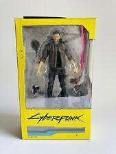 "McFarlane Toys Cyberpunk 2077 V 2077 7""  Figure"
