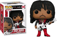 Rick James Super Freak Rock Funko Pop Vinyl New in Box In Hand