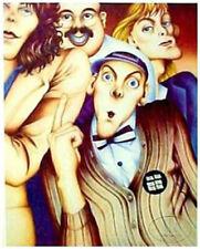 Cheap Trick / Rick Nielsen 1978 It'S Heaven Tonight Tour Promo Poster / Ex 2 Nmt