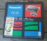 Panasonic 3DO Console System GEX Box Only Rare