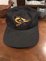 Vintage Baltimore Orioles Snapback Hat MLB Baseball