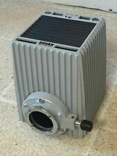Zeiss Microscope 467259 Lamp House 46 72 59 Universal Standard Halogen 2 Lens