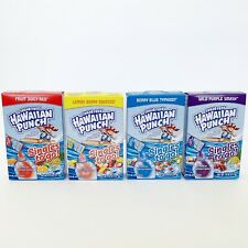 Hawaiian Punch Singles To Go Sugar Free Water Drink Mix 4 Varieties 32 Packets