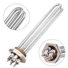 24V 600W Water Heater Boiler Immesion Water Heating Element with 1.25 Inch BSP