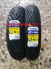 Pneumatici SCOOTER 110/70-16 51P 140/70 R14 68P Michelin City Grip  dot2017/2018