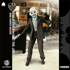 Beast Kingdom The Joker Bank Robber EXC A/Figure [IN STOCK] • NEW & OFFICIAL •