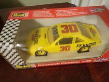 1991 Monogram Michael Waltrip NASCAR # 30 PENNZOIL RACE CAR 1:24 Scale Die-Cast