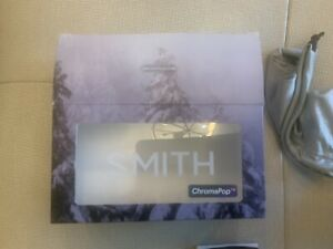 smith chromapop 4d Mag goggles Replacement Lens