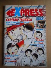 EXPRESS - Rivista Manga n°6 Poster RYUSEI Ed. Star Comics   [G371A]