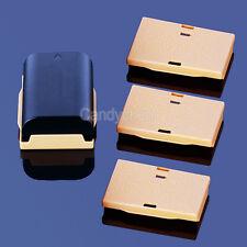 4Pcs Pile Cache Cover Pour Canon LP-E6 LPE6 Batterie EOS 5D Mark II III 3 60D 7D