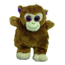 Animales de peluche térmico scimmia con granos naturales calentable microonda