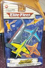2009 Kid Galaxy Elite Fleet Snap'n'Soar with Hand Powered Launcher. 5+ China Bo