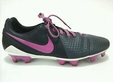 Nike CTR360 Kanga-Lite Soccer Cleats Shoes Gray Pink US 7.5  EU 38.5 EUC