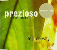 CD Maxi-Marvin (Feat. Marvin) - Tell Me Why - #a2636