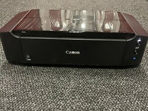 Canon Pixma iP8720 Large Format Inkjet Photo Printer Great working condition