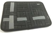 "Organizer Accessory Cocoon 12"" Grid-It with Storage Pocket - Black ipad / tablet"