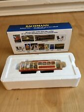 """Bachmann Ho Scale Motive Power """"ho Cable Car Baltimore� No.60533 Pre-Owned"""