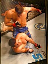 Kenny Florian Hand Signed Autographed 16x20 Photograph MMA UFC