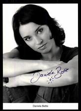 Daniela Bette Lindenstraße Autogrammkarte Original Signiert ## BC 52029