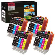 XXL Druckerpatronen für Canon PGI580 CLI581 XXL Pixma TS6150 TS8150 TR7550 TS705