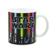 Unicorn Star War Coffee Mug Heat Sensitive Magic Color Changing for Drinking
