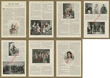 Habsburg Kaiser Franz Joseph I. Sissi Familie Biographie Adel Smolle Wien 1909