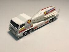 Majorette 212053302 18cm Transporter MAN TGA XXL mit Autotransportauflieger
