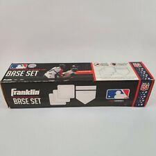 NEW Franklin Sports MLB Baseball 5-Piece Throw Down Rubber Base Set