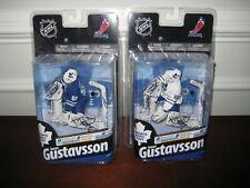 MCFARLANE NHL 24 JONAS GUSTAVSSON CHASE WHITE COLLECTOR LEVEL #674/1000 LOT