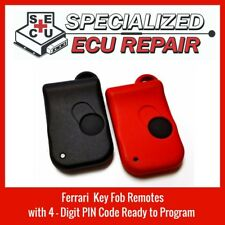 Ferrari Key Fob Keyless Entry Remote 355 360 456 550 575 New & Upgraded Set of 2