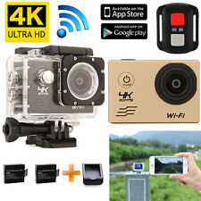 4K WIFI Remote SJ8000 Plus HD 1080P Sports Cam Action Camera Waterproof SJ4000