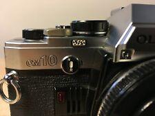 Macchina fotografica analogica Olympus OM-10 Alluminio (solo Body)