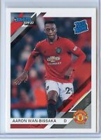 2019-20 Chronicles Donruss AARON WAN-BISSAKA Rated Rookie - Manchester United