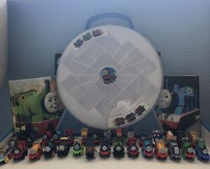 Thomas And Friends 30 Minis Plus Blue Wheel