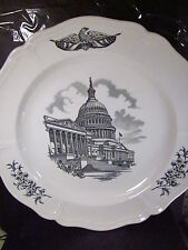 Wedgwood The Federal City The Capitol #2/4 Chas Schwarte